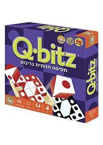 Q-bitz – תפיסה חזותית בריבוע